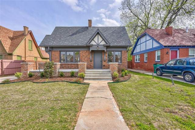 736 NE 16th Street, Oklahoma City, OK 73104 (MLS #973893) :: Erhardt Group