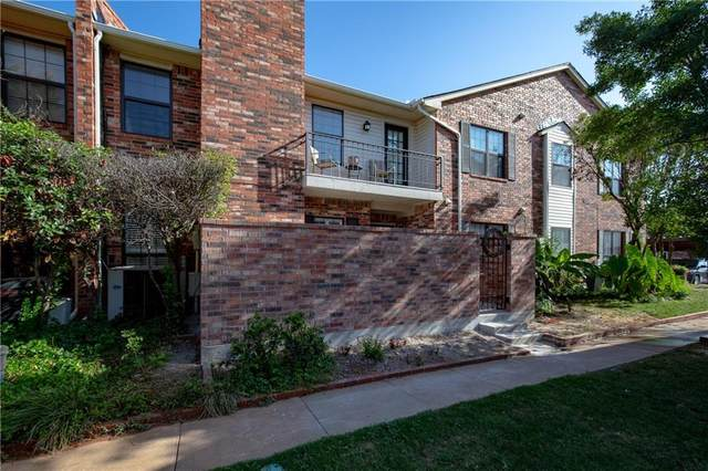 6325 N Villa Avenue #125, Oklahoma City, OK 73112 (MLS #973937) :: Keller Williams Realty Elite