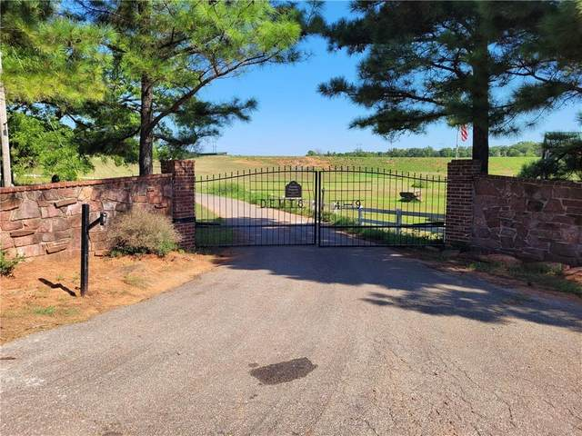 20101 E Shadow Ridge Drive, Luther, OK 73054 (MLS #973943) :: Maven Real Estate