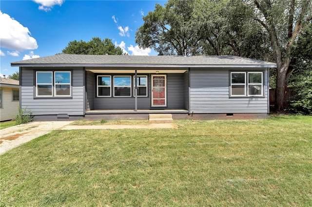 120 Currell Lane, Elk City, OK 73644 (MLS #973948) :: Keller Williams Realty Elite