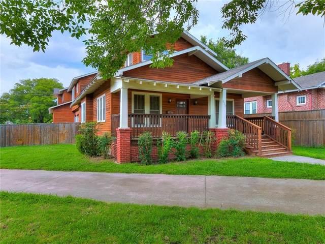 429 W Symmes Street, Norman, OK 73069 (MLS #973975) :: Maven Real Estate