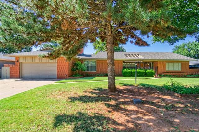 802 Shore Drive, Elk City, OK 73644 (MLS #974005) :: Meraki Real Estate
