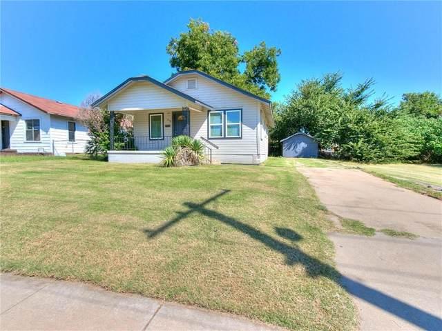606 W Foreman Street, El Reno, OK 73036 (MLS #974030) :: Keller Williams Realty Elite