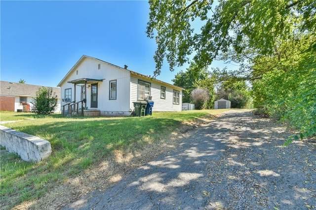 1405 S 12th Street, Chickasha, OK 73018 (MLS #974089) :: Maven Real Estate