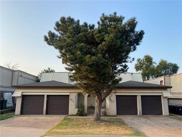 6413 NW 63rd St Street 6413/15, Oklahoma City, OK 73132 (MLS #974212) :: Maven Real Estate