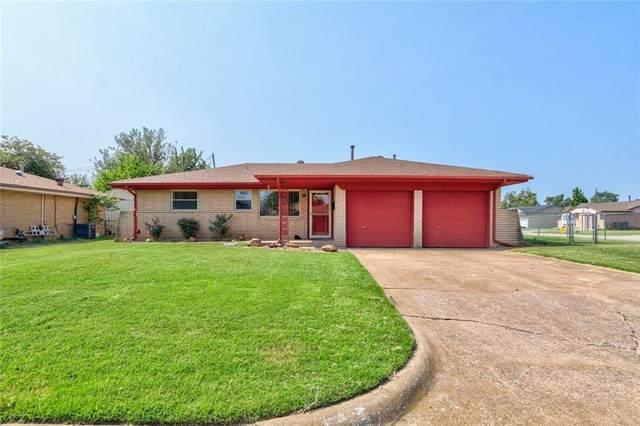 872 NW 14th Street, Moore, OK 73160 (MLS #974219) :: Meraki Real Estate