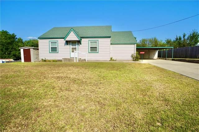 2810 Nichols Drive, Choctaw, OK 73020 (MLS #974278) :: Erhardt Group
