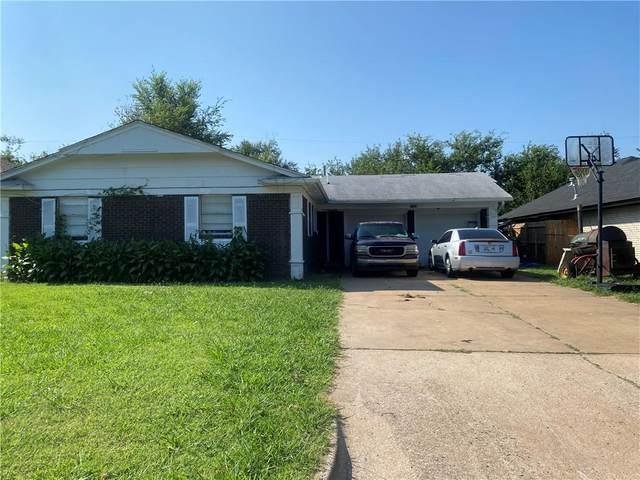 1324 NW 105th Street, Oklahoma City, OK 73114 (MLS #974291) :: Erhardt Group