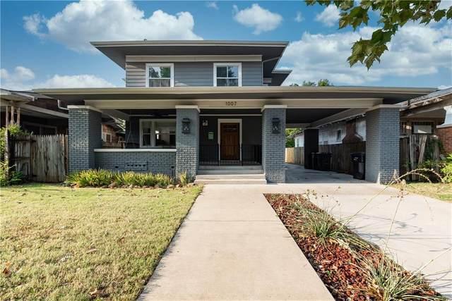 1007 NW 34th Street, Oklahoma City, OK 73118 (MLS #974326) :: Erhardt Group