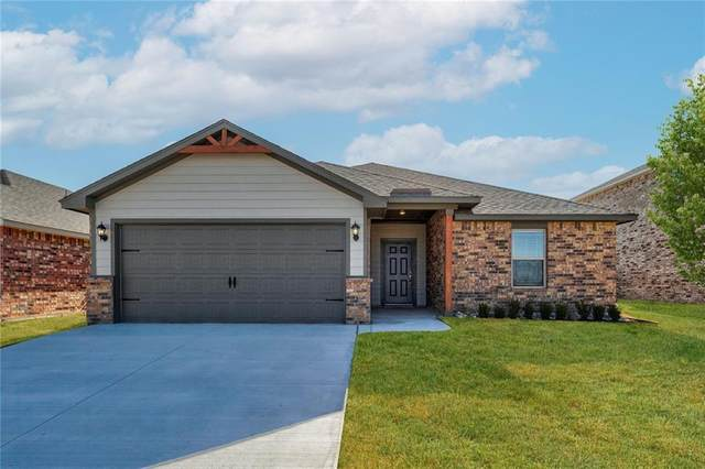 1612 Burgundy Drive, El Reno, OK 73036 (MLS #974327) :: Sold by Shanna- 525 Realty Group