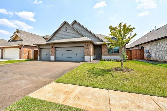 15804 Cabo Court, Edmond, OK 73013 (MLS #974334) :: Sold by Shanna- 525 Realty Group