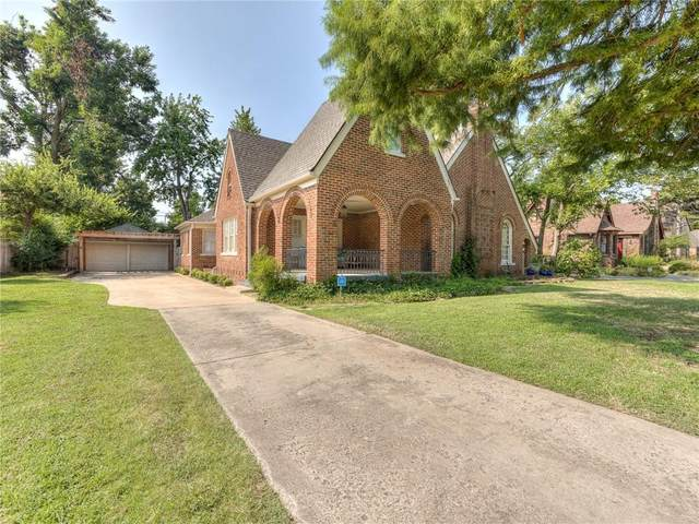 3122 NW 21st Street, Oklahoma City, OK 73107 (MLS #974363) :: Homestead & Co