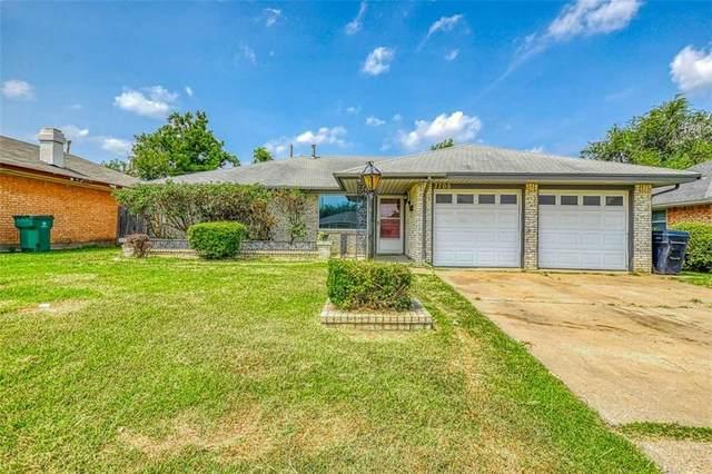 7705 S Miller Boulevard, Oklahoma City, OK 73159 (MLS #974382) :: KG Realty