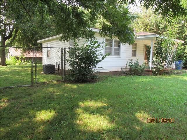 605 E Jennings Street, Wynnewood, OK 73098 (MLS #974410) :: 580 Realty