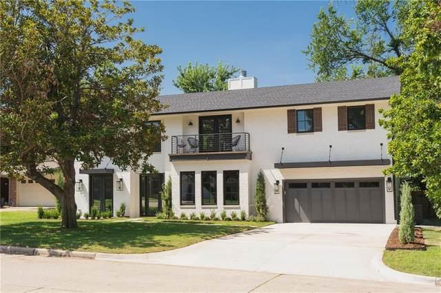 2332 Belleview Drive, Oklahoma City, OK 73112 (MLS #974437) :: Keller Williams Realty Elite