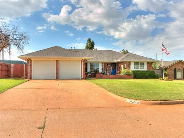 607 Zellers Avenue, Kingfisher, OK 73750 (MLS #974445) :: Meraki Real Estate