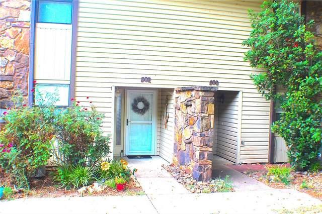 802 N 46th Street, Grove, OK 74344 (MLS #974531) :: Homestead & Co