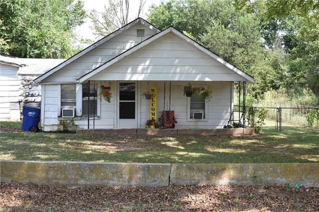 1320 N Highland Street, Seminole, OK 74868 (MLS #974564) :: KG Realty