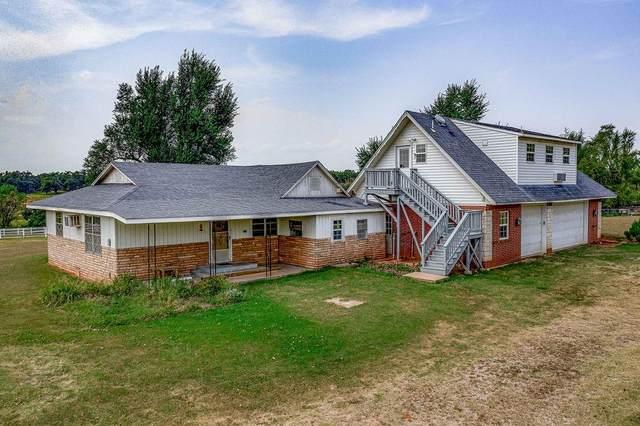 20009 NE 50th Street, Harrah, OK 73045 (MLS #974635) :: Meraki Real Estate