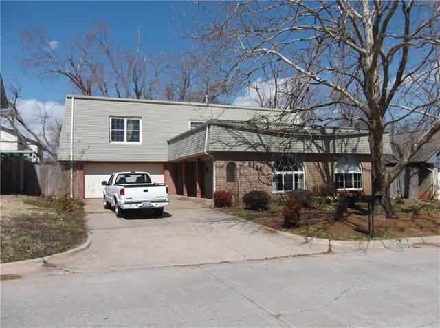 6329 Saintsbury, Oklahoma City, OK 73132 (MLS #974640) :: Erhardt Group