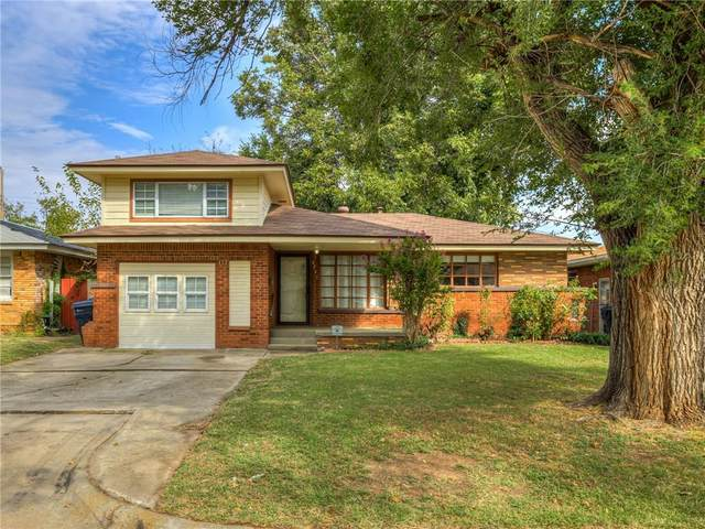 2741 SW 51st Street, Oklahoma City, OK 73119 (MLS #974652) :: Meraki Real Estate