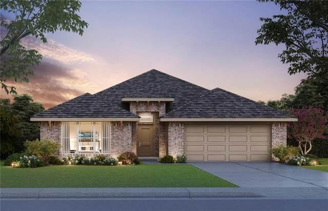 7712 Windstone Drive, Oklahoma City, OK 73132 (MLS #974668) :: Meraki Real Estate