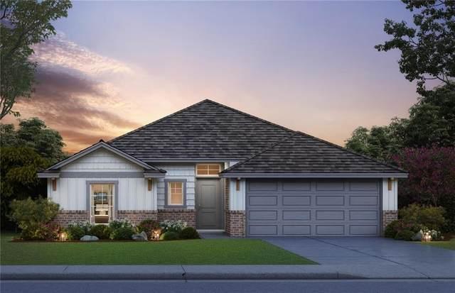 7716 Windstone Drive, Oklahoma City, OK 73132 (MLS #974669) :: Meraki Real Estate