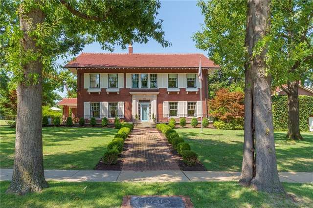 1703 N Hudson Avenue, Oklahoma City, OK 73103 (MLS #974706) :: Erhardt Group