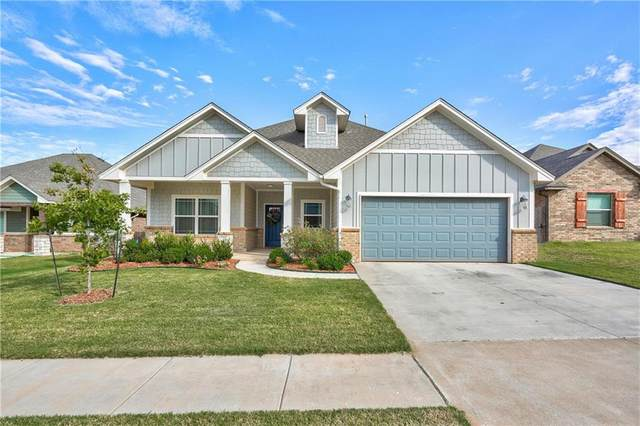625 NW 180th Street, Edmond, OK 73012 (MLS #974762) :: Meraki Real Estate