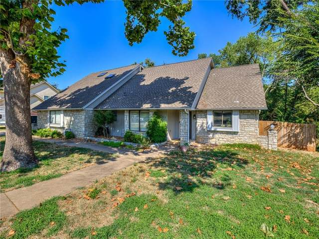 731 Sunny Brook Drive, Edmond, OK 73034 (MLS #974765) :: Erhardt Group