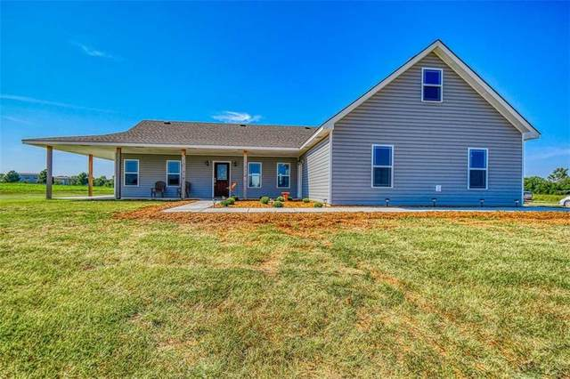 3356 E Maple Road, Purcell, OK 73080 (MLS #974773) :: Erhardt Group