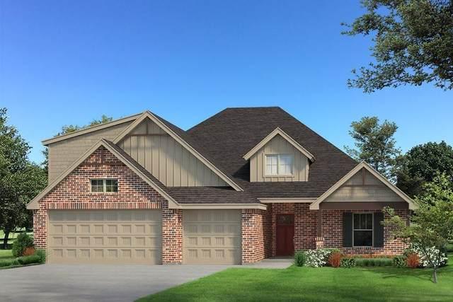 625 Texoma Drive, Edmond, OK 73025 (MLS #974786) :: Maven Real Estate