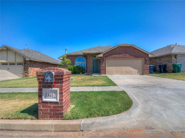 18412 Camborne Avenue, Edmond, OK 73012 (MLS #974805) :: Sold by Shanna- 525 Realty Group