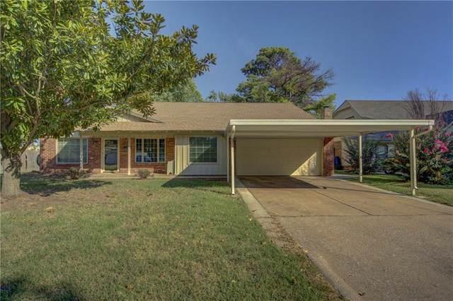 1525 Cherry Stone Street, Norman, OK 73072 (MLS #974875) :: Maven Real Estate