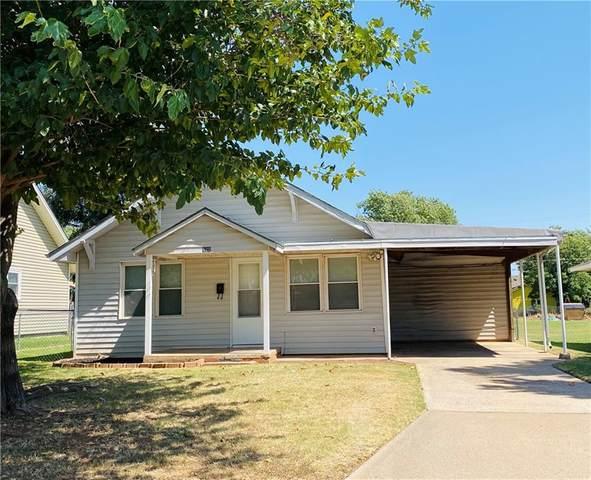 520 N Illinois Street, Weatherford, OK 73096 (MLS #974876) :: Homestead & Co