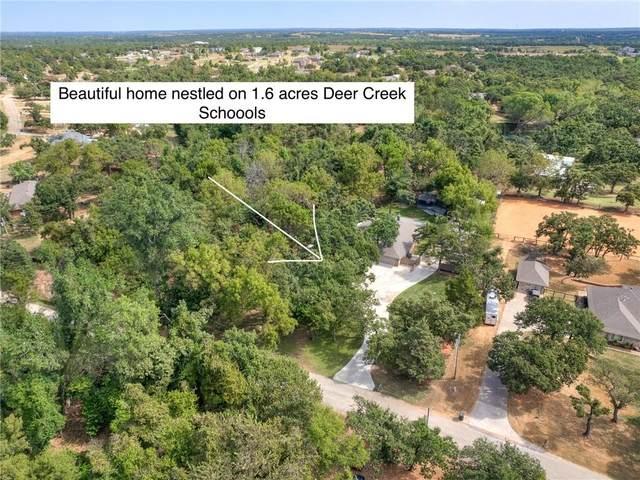 11120 Wolf Creek Road, Guthrie, OK 73044 (MLS #974905) :: Homestead & Co