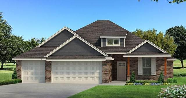 801 E Barajas Terrace, Mustang, OK 73064 (MLS #974912) :: Maven Real Estate