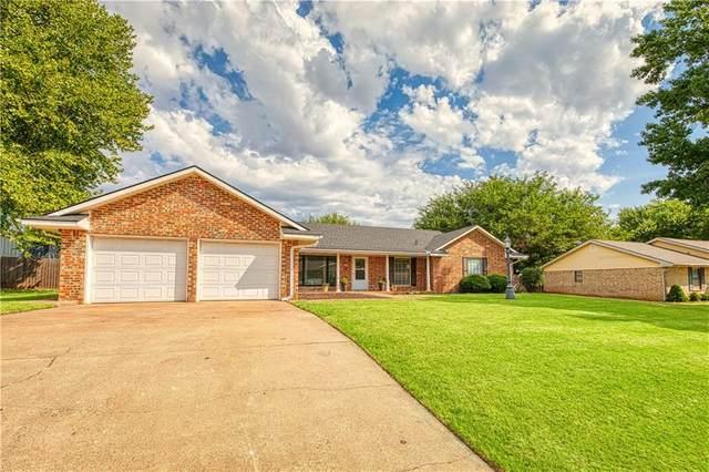 1207 Walter Way, Elk City, OK 73644 (MLS #974945) :: Meraki Real Estate