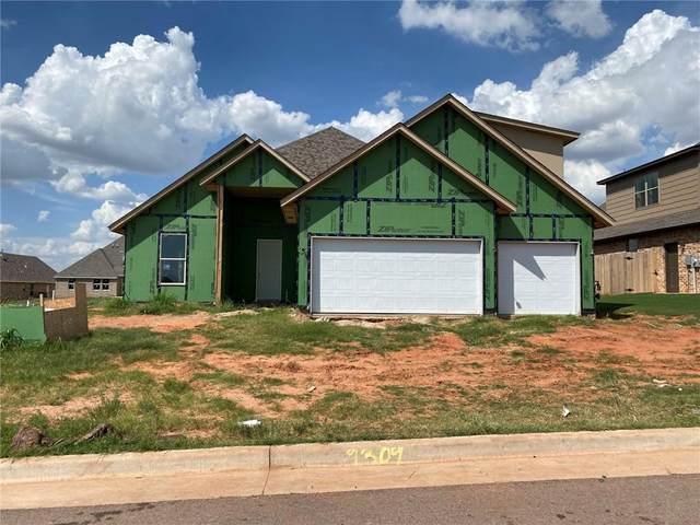9309 SW 41st Street, Oklahoma City, OK 73179 (MLS #974958) :: The UB Home Team at Whittington Realty