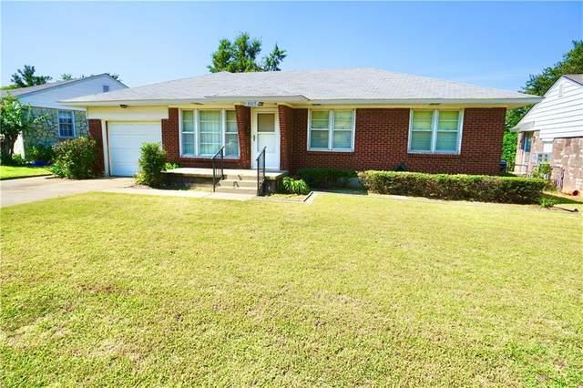 3915 NW 26th Street, Oklahoma City, OK 73107 (MLS #974964) :: Meraki Real Estate