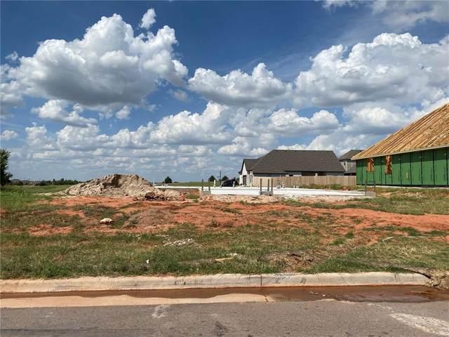 9345 SW 41st Street, Oklahoma City, OK 73179 (MLS #974985) :: The UB Home Team at Whittington Realty