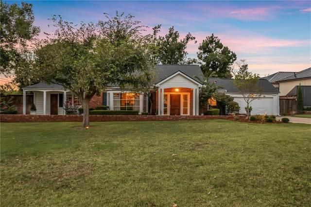 6400 N Hillcrest Avenue, Nichols Hills, OK 73116 (MLS #974988) :: Keller Williams Realty Elite