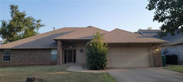 2801 Blue Quail Pass, Edmond, OK 73013 (MLS #975000) :: Maven Real Estate