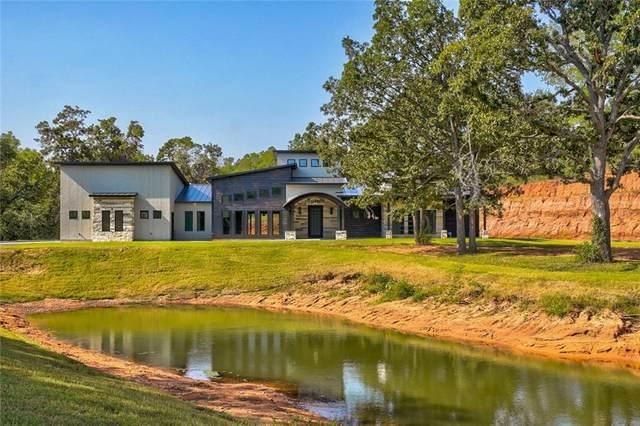 12200 SE 44th Street, Choctaw, OK 73020 (MLS #975005) :: The UB Home Team at Whittington Realty
