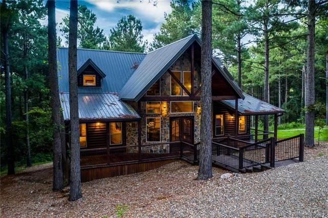 335 Mountain Pine Trail, Broken Bow, OK 74728 (MLS #975012) :: KG Realty