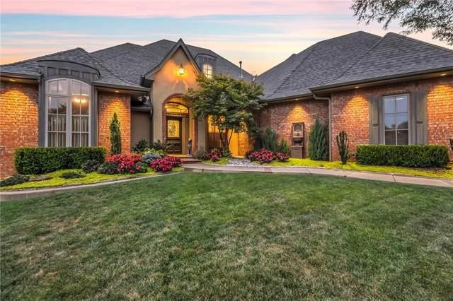 825 Crystal Creek Place, Edmond, OK 73034 (MLS #975100) :: Keller Williams Realty Elite