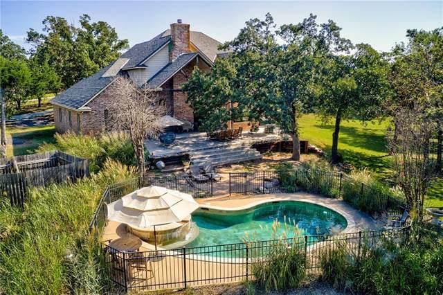 17400 Pantera Avenue, Choctaw, OK 73020 (MLS #975104) :: Keller Williams Realty Elite