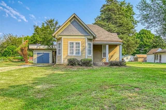 411 E Catalpa Street, Lexington, OK 73051 (MLS #975107) :: Maven Real Estate