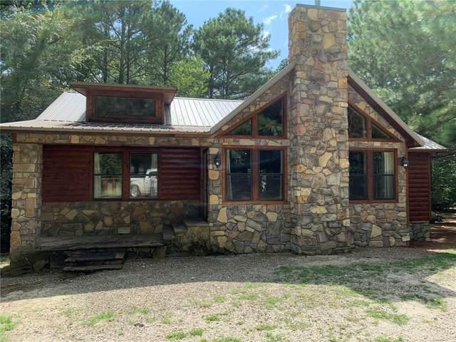 557 Hidden Dogwood Trail, Broken Bow, OK 74728 (MLS #975127) :: KG Realty