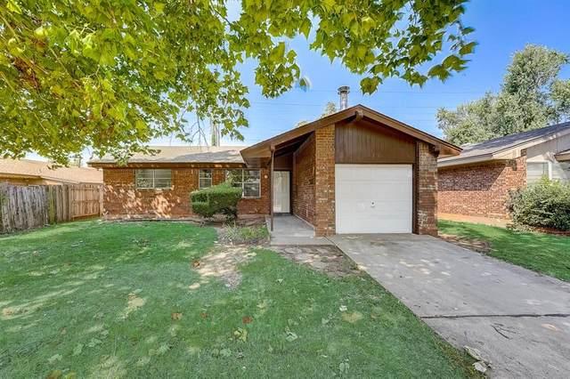 721 Mark Drive, Oklahoma City, OK 73115 (MLS #975163) :: KG Realty